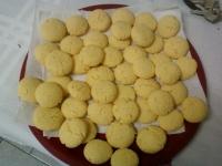 Biscoitos amarelinhos