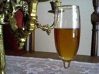 Vinho de laranja