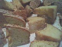 Pão de Forma Crocante (Sem Glúten)