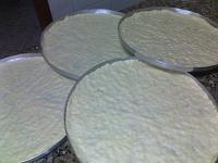 Massa de pizza da Lu Moreli