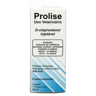 PROLISE - PROSTAGLANDINA - 20ML