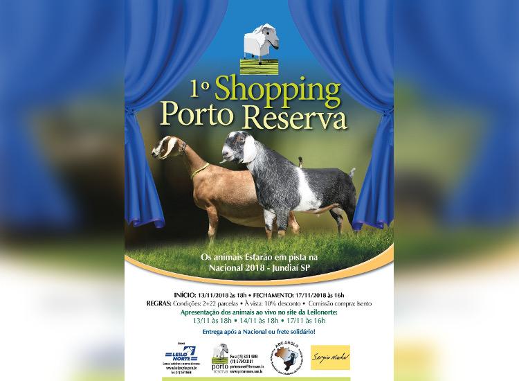 PRIMEIRO SHOPPING PORTO RESERVA